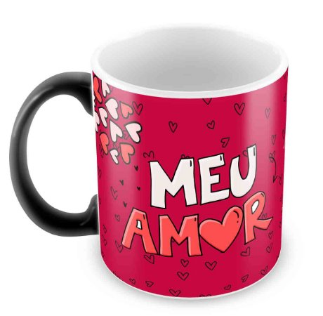 Caneca Mágica - Dia dos Namorados - M34