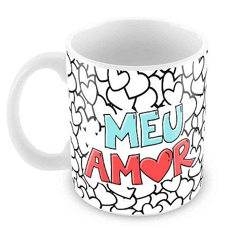 Caneca Branca - Dia dos Namorados - M24