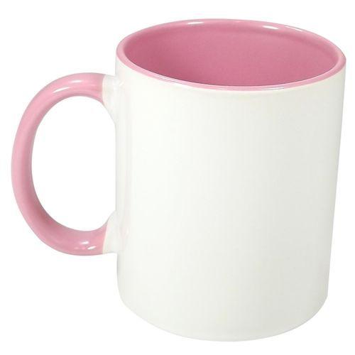 Caneca Rosa Personalizada