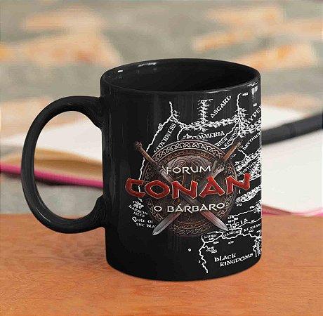Caneca Preta - Especial Fórum Conan