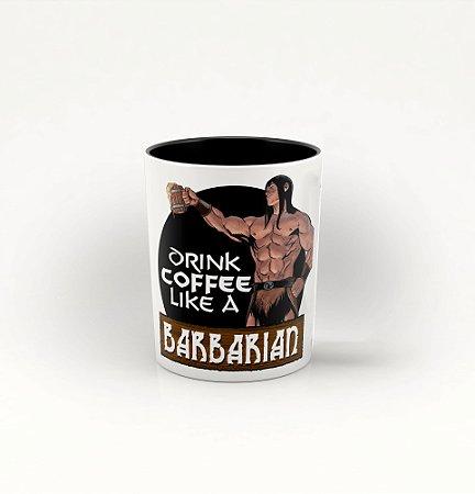 Caneca Preta - Especial Fórum Conan - Drink like a barbarian II