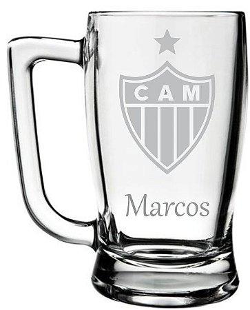49caf88090 Caneca Do Atlético Mineiro Jateada Personalizada - Canecas