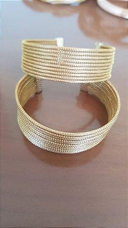 Bracelete Capim Dourado BC2