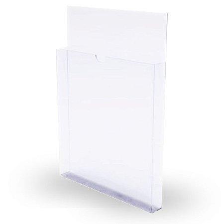 Porta folheto com Bolsa  Parede A4 A 30 x L 21cm