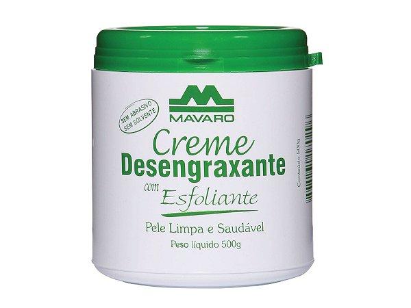 CREME DESENGRAXANTE C/ESFOLIANTE 500G