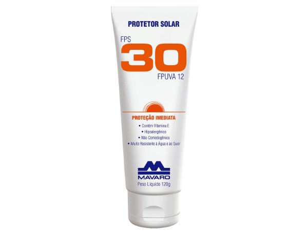PROTETOR SOLAR FPS 30