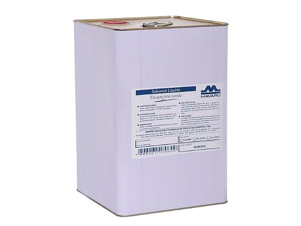 Sabonete Liquido Desengraxante 18 litros