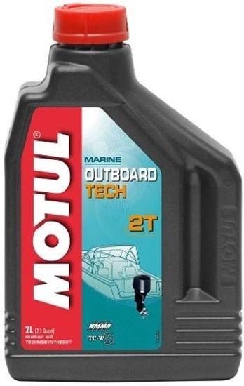 Óleo Motul Outboard Marine 2 Tempos 1 Litro