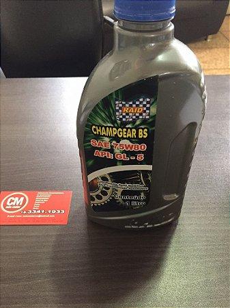 Óleo Câmbio 75w80 Raid - Ducatto, Jumper, Transit, Renault Master