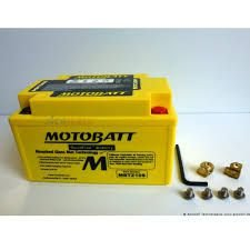 Bateria Bmw S1000rr Motobatt Mbtz10s  Yamaha Mt09