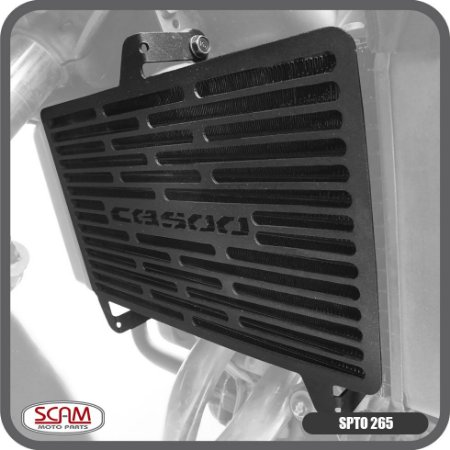 Protetor Radiador Honda Cb500f 2016+