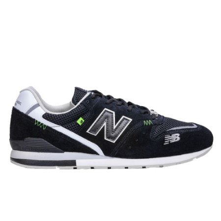 Tênis New Balance 996 Masculino Preto/Branco