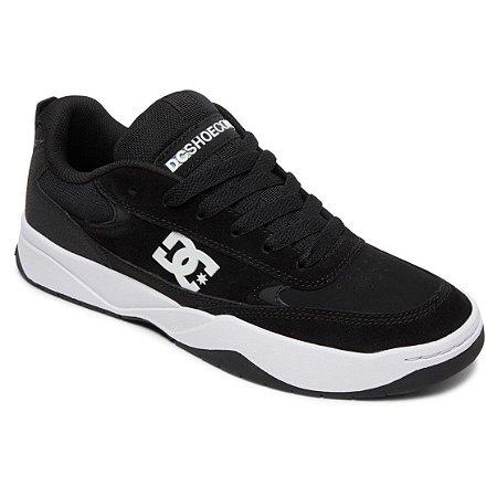 Tênis DC Shoes Penza Masculino Preto/Branco