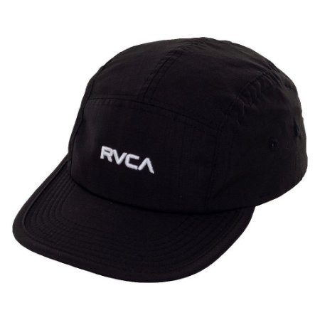 Boné RVCA Aba Reta Curren Preto