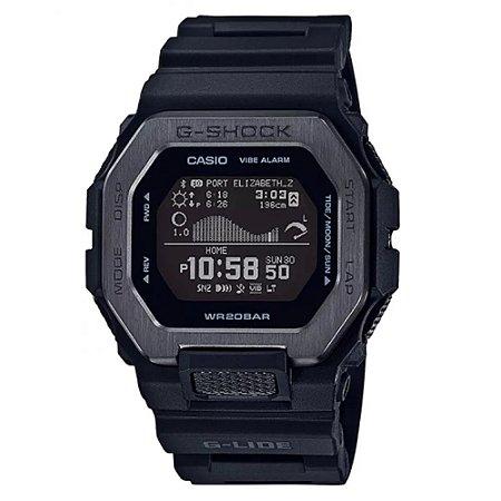 Relógio G-Shock GBX-100NS-1DR Masculino Preto