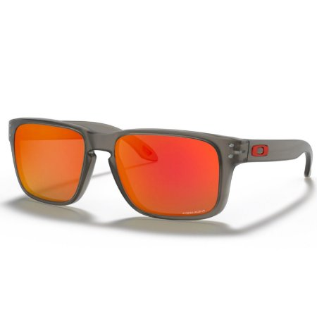 Óculos de Sol Oakley Holbrook XS Matte Grey Ink W Prizm Ruby