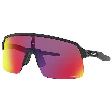 Óculos de Sol Oakley Sutro Lite Matte Black W/ Prizm Road