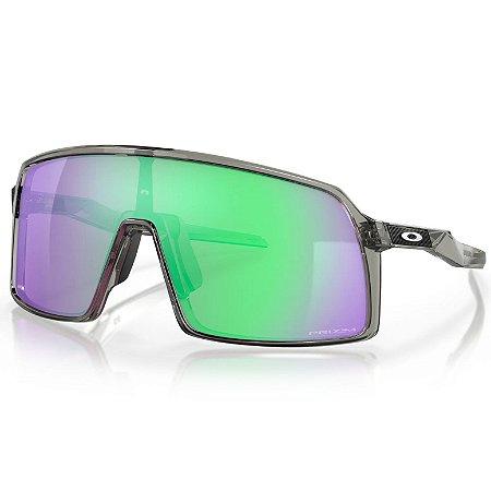 Óculos de Sol Oakley Sutro Grey Ink W/ Prizm Road Jade