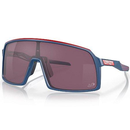 Óculos de Sol Oakley Sutro Matte Poseidon W/ Prizm Road Black