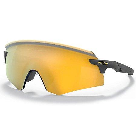 Óculos de Sol Oakley Encoder Matte Carbon W/ Prizm 24k