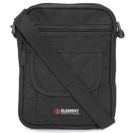 Shoulder Bag Element Road Trip Preto