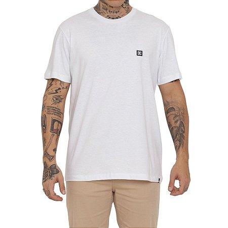 Camiseta DC Shoes Supertransfer Masculina Branco