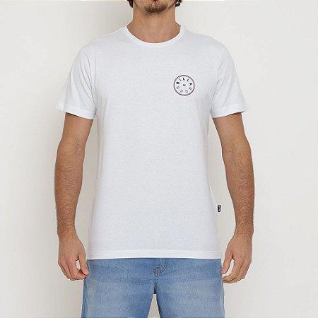 Camiseta Billabong Rotor II Masculina Branco