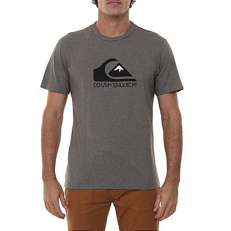 Camiseta Quiksilver Squar Me Up Masculina Verde