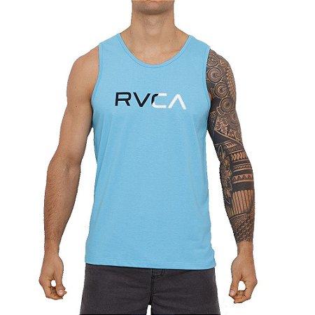 Regata RVCA Scanner Masculina Azul