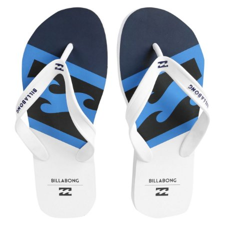Chinelo Billabong Cove Azul