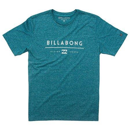 Camiseta Billabong Unity Verde