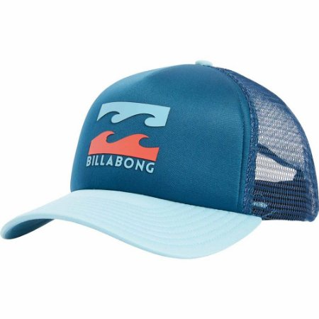 473cc18392579 Boné Billabong Podium Trucker Azul - Radical Place - Loja Virtual de ...