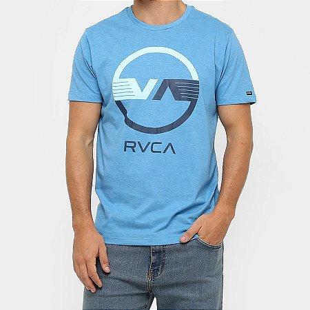 Camiseta RVCA VA Vings Azul
