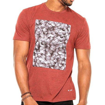 Camiseta Element Kai Sunny Vermelha