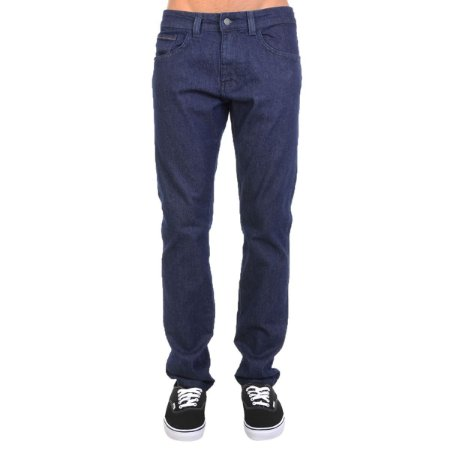 Calça Jeans Billabong Slim Around Azul