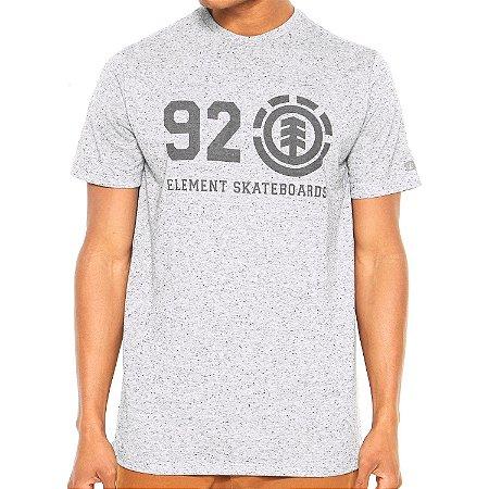 Camiseta Element 92 Icon Cinza