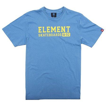 Camiseta Element Homage Azul