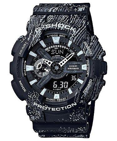 Relógio G-Shock GA-110TX Preto