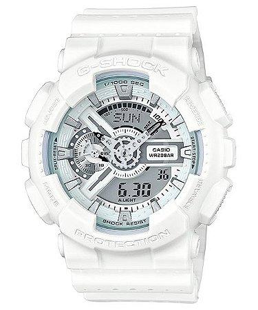 d4611a120a1 Relógio G-Shock GA-110LP Branco - Radical Place - Loja Virtual de ...