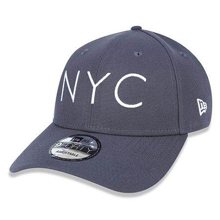 2567b1e443 Boné New Era 940 NYC Cinza - Radical Place - Loja Virtual de ...