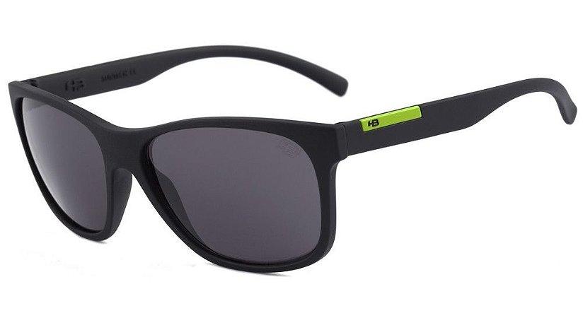 Óculos de Sol HB Underground Matte Black / D. Green | Gray