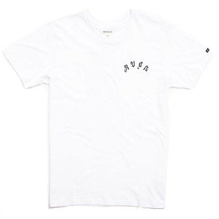 Camiseta RVCA Cradle Branca