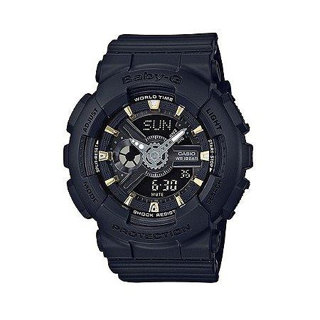 Relógio Baby-G BA-110GA Preto