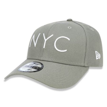 Boné New Era 940 NYC New York City Verde
