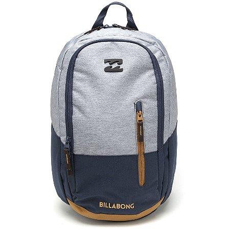 Mochila Billabong Shadow Pack Cinza/Azul