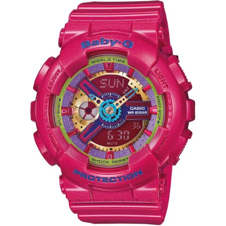 Relógio Baby-G BA-112 Rosa