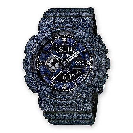 Relógio Baby-G BA-110DC Marinho