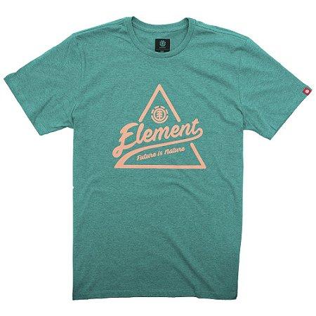 Camiseta Element Ascent Verde