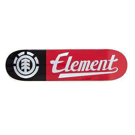 Shape Element Script 8.0 Vermelho/Preto