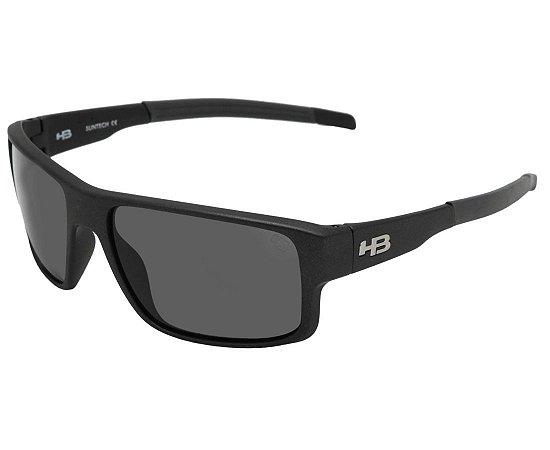 Óculos de Sol HB Epic Matte Black | Gray